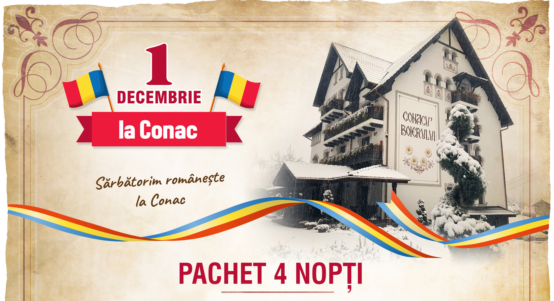 1 Decembrie la Conac