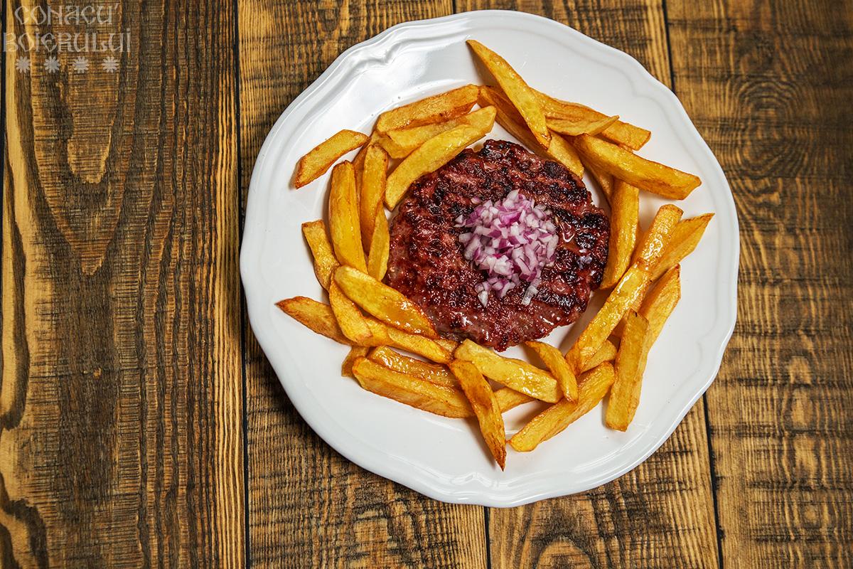 Restaurant Conacu' Boierului, Ponoarele, Mehedinti - Gustare sârbească