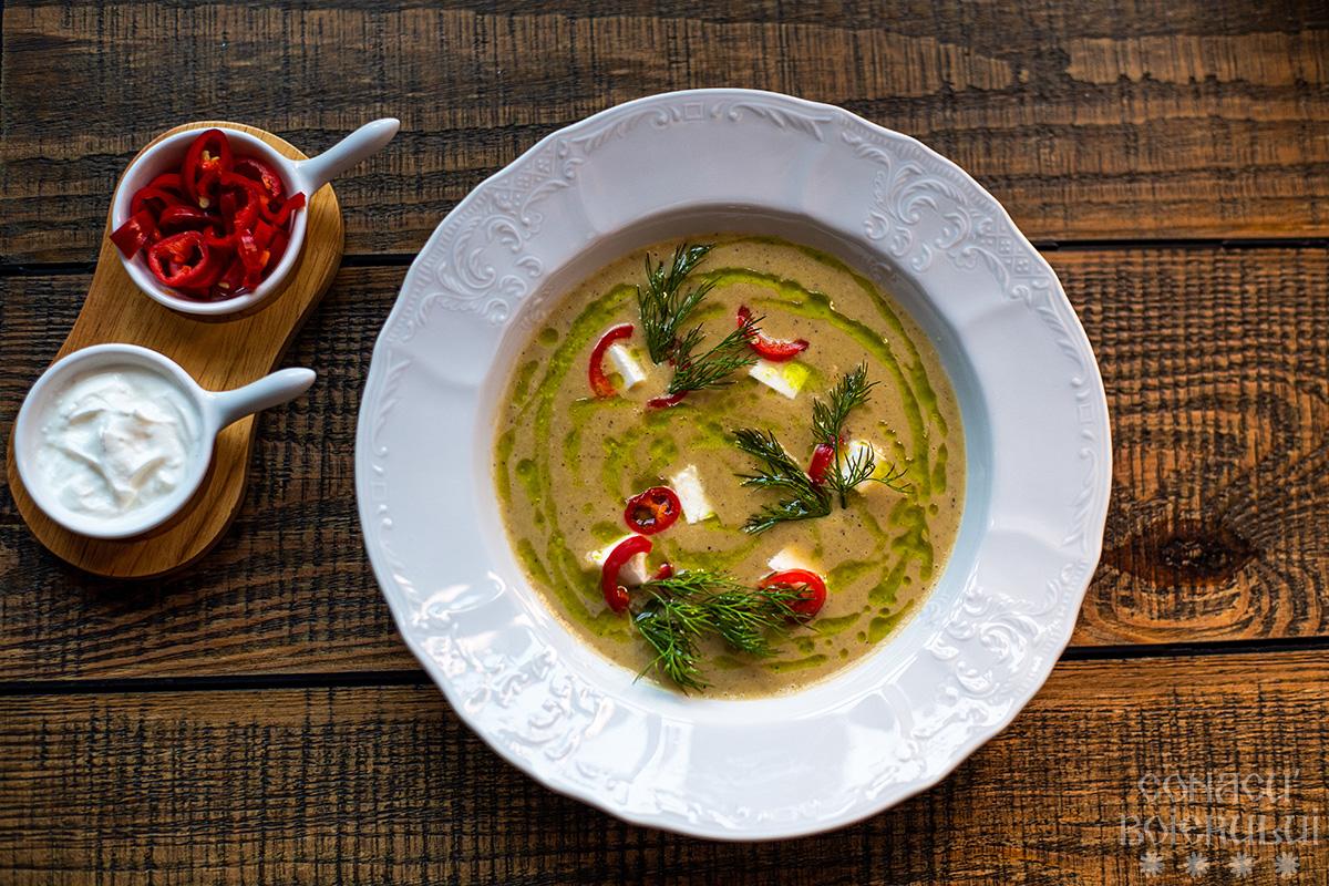 Restaurant Conacu' Boierului, Ponoarele, Mehedinti - Supa crema de ciuperci